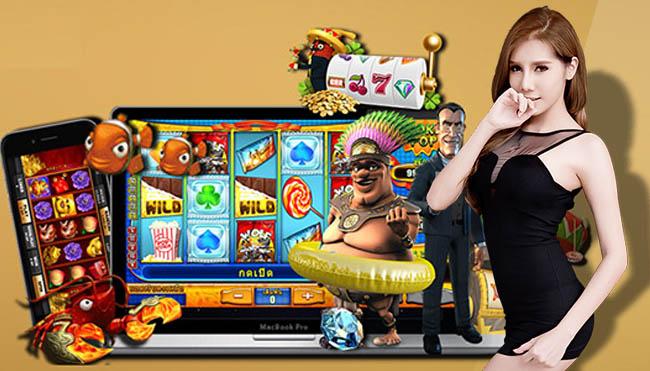 Online Slot Gambling Spin Tutorial To Win